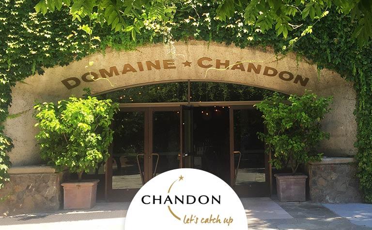 Napa Domaine Chandon Tour