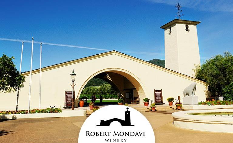 Napa Robert Mondavi Winery Tour