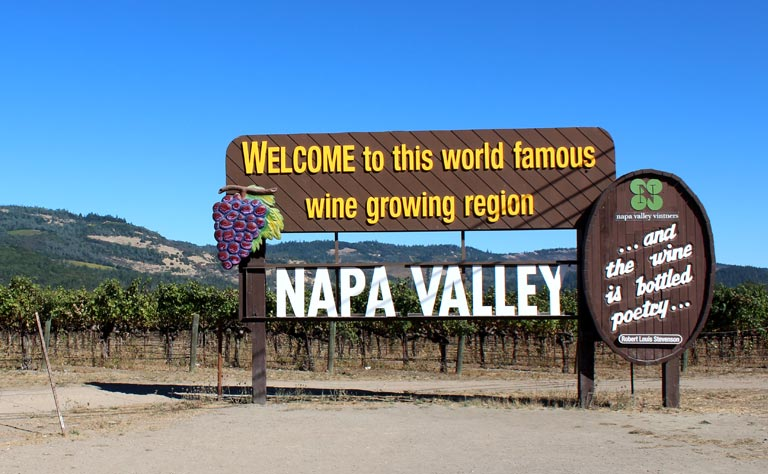 Napa Valley Trip from San Francisco
